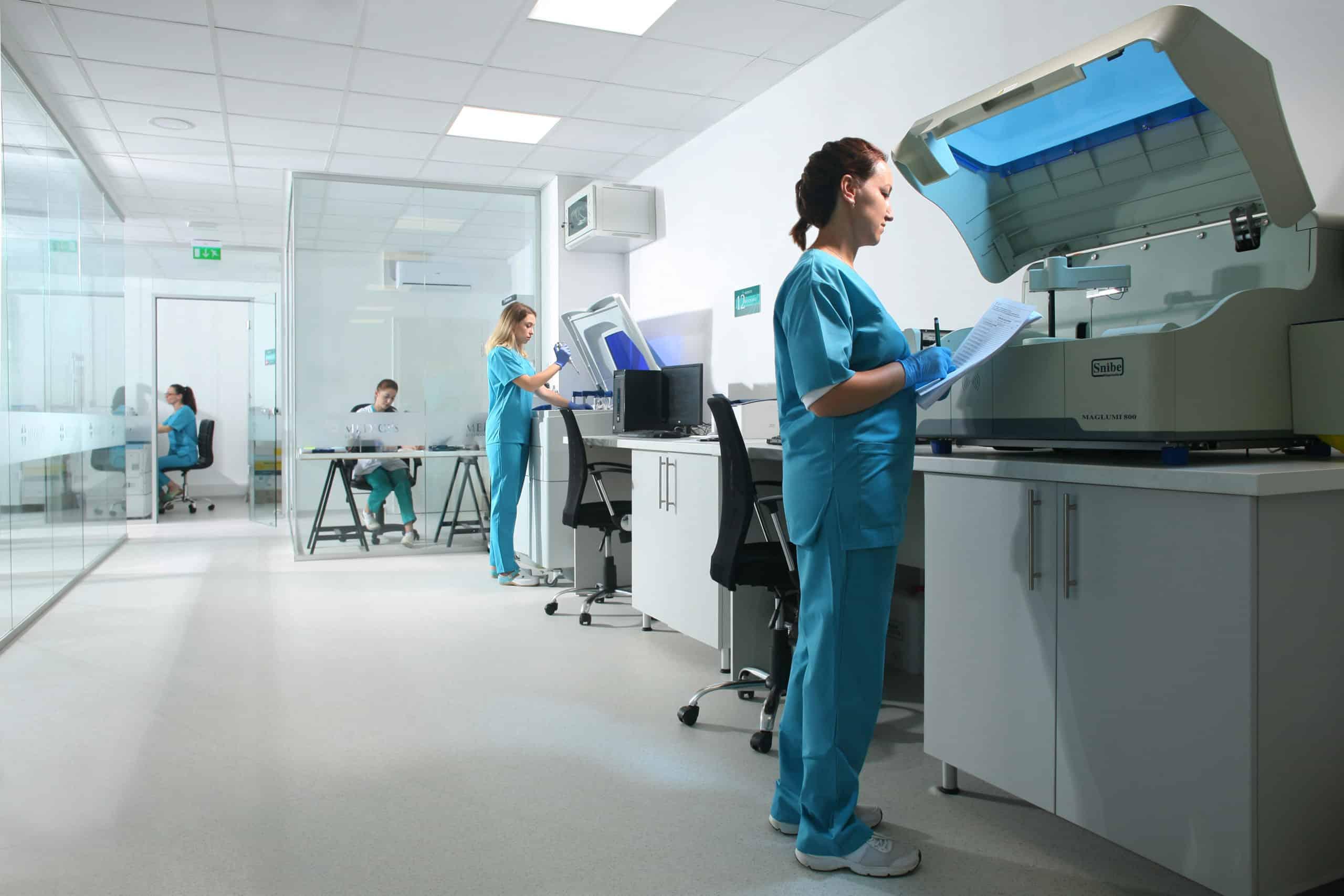 Clinicile Medicis Timisoara