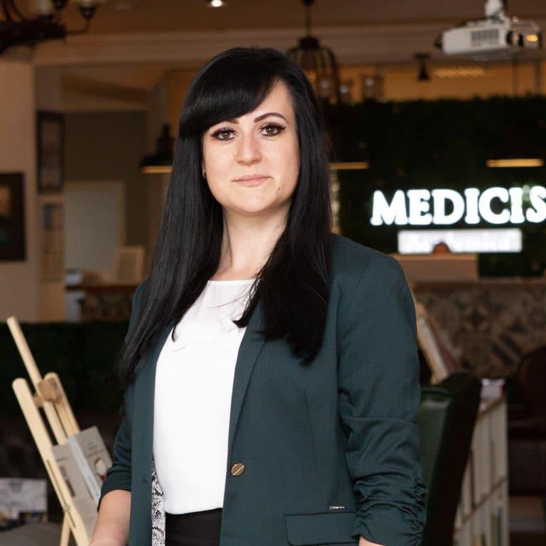Dr Andreea Luciana Carstea Psihiatrie