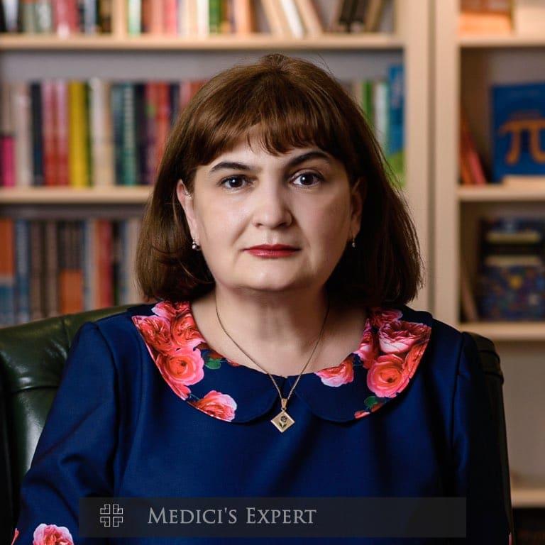 Dr Irina Stoia Pneumologie