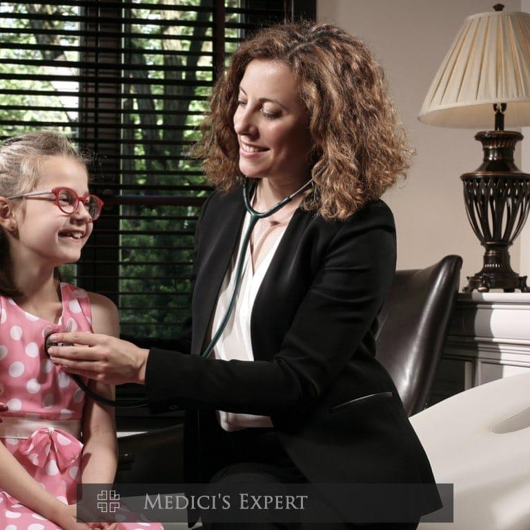 Dr Cristina Damacus pediatrie